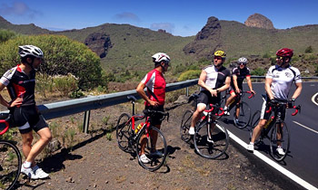 ROAD BIKE TOURS IN TENERIFE