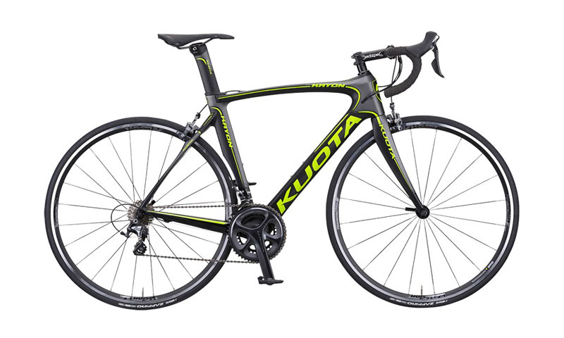 Kuota road bike rental in Tenerife